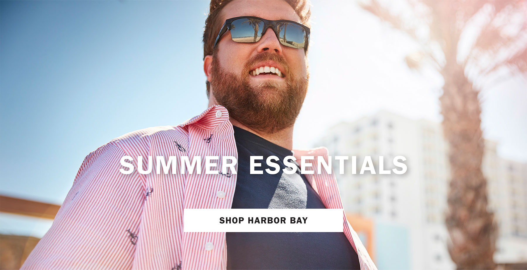 SUMMER ESSENTIALS | SHOP HARBOR BAY