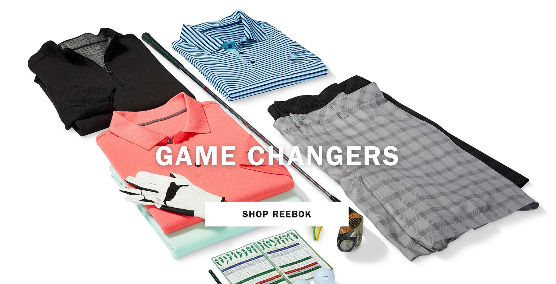 GAME CHANGERS | SHOP REEBOK