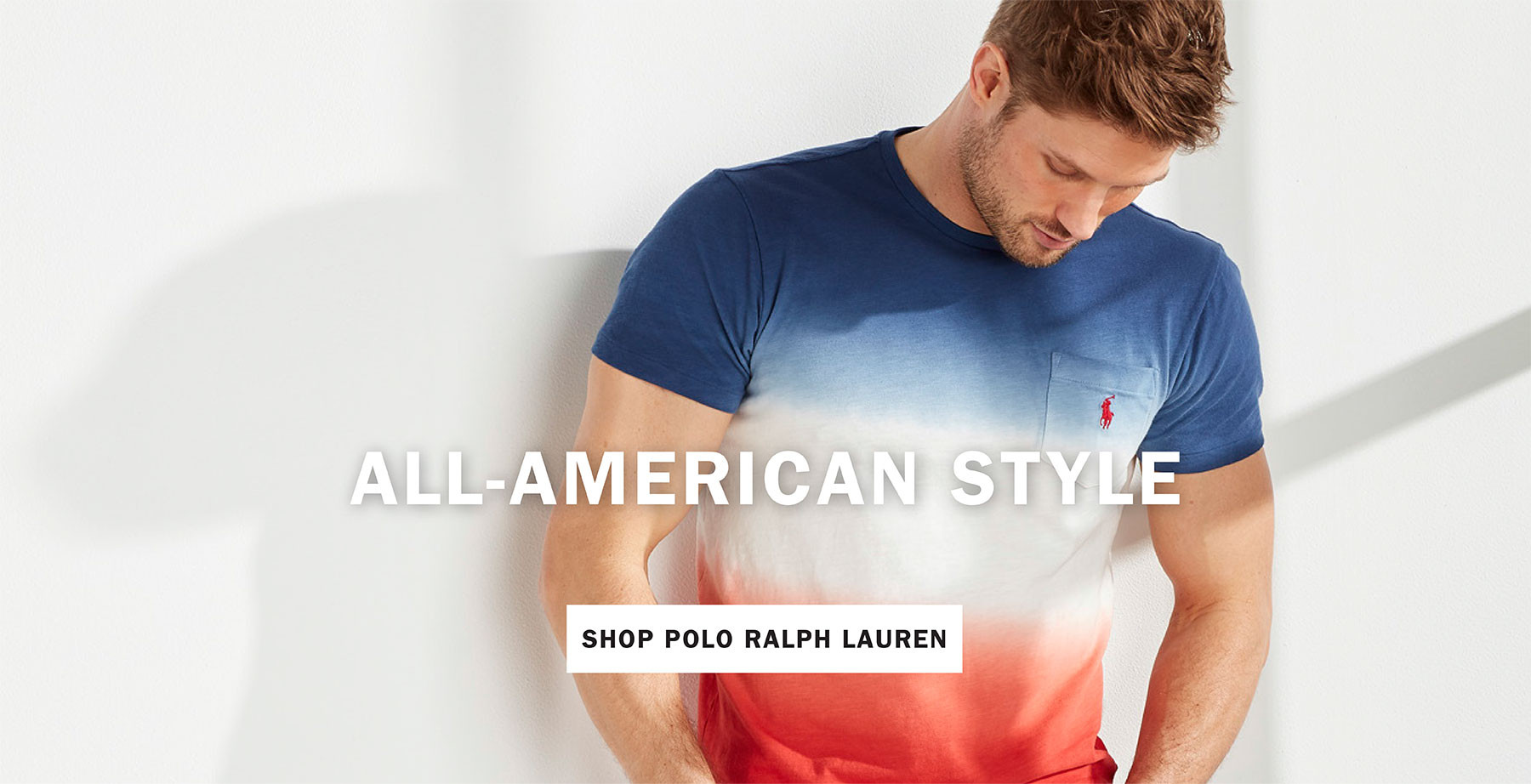 ALL-AMERICAN STYLE | SHOP POLO RALPH LAUREN