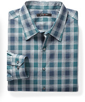 Synrgy™ Textured Check Sport Shirt