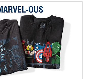 YOU LOOK MARVEL-OUS
