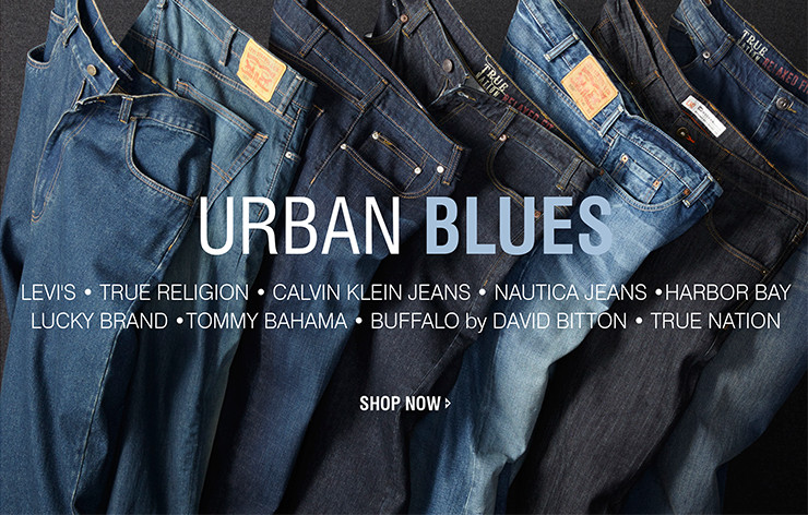 URBAN BLUES | SHOP NOW