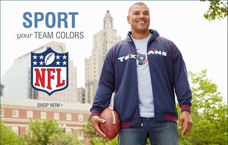 SPORT your TEAM COLORS | NFL