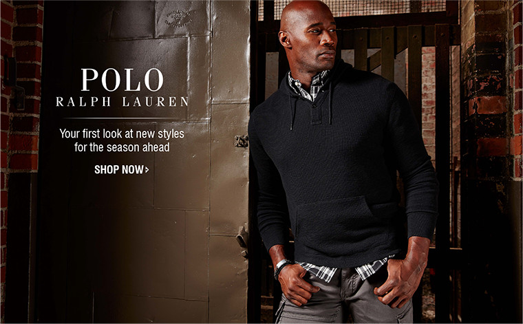POLO RALPH LAUREN | Your first look at new styles for the season ahead | SHOP NOW