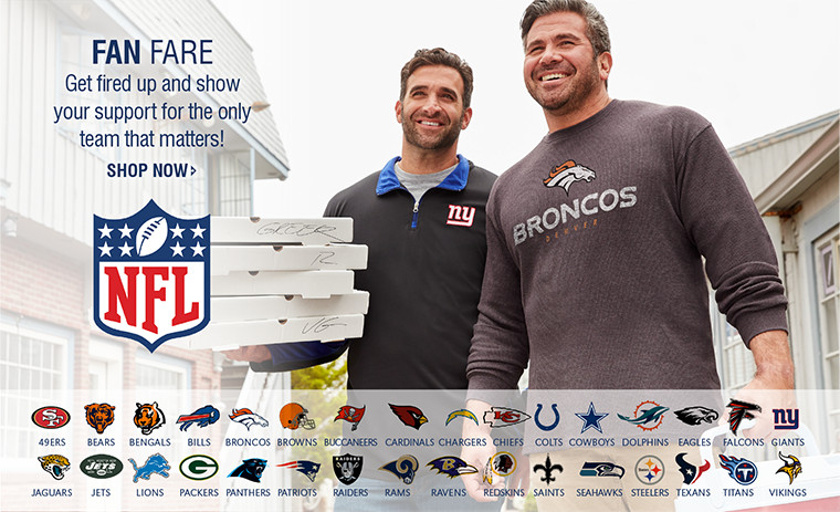 FAN FARE | Get fired up and show your support for the only team that matters!