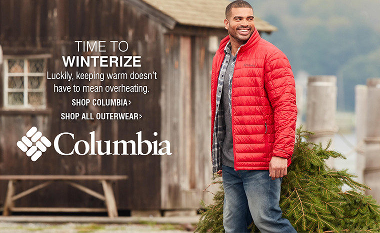 TIME TO WINTERIZE | Luckily, keeping warm doesn't have to mean overheating.