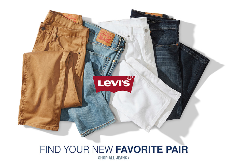 FIND YOUR NEW FAVORITE PAIR | SHOP ALL JEANS