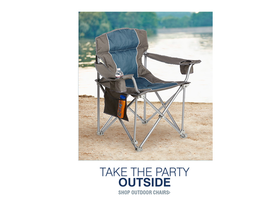 TAKE THE PARTY OUTSIDE | SHOP OUTDOOR CHAIRSî