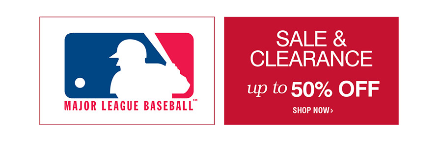 MAJOR LEAGUE BASEBALL | SALE & CLEARANCE