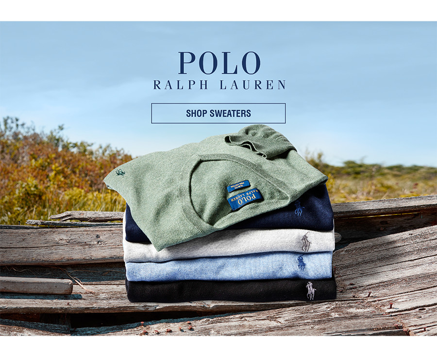 POLO RALPH LAUREN | SHOP SWEATERS