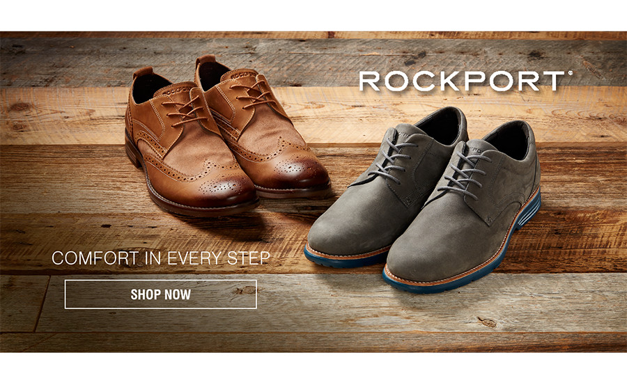 ROCKPORT | COMFORT IN EVERY STEP | SHOP NOW