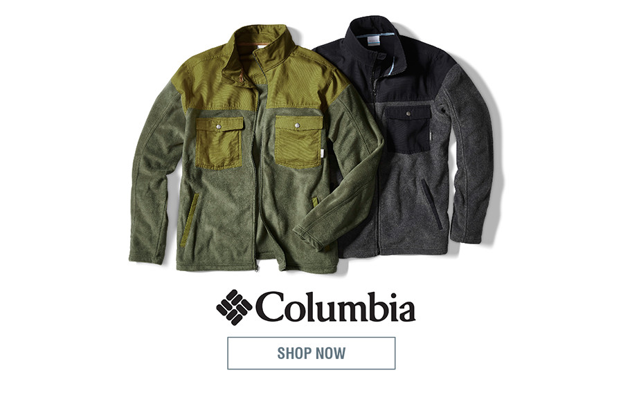 COLUMBIA | SHOP NOW