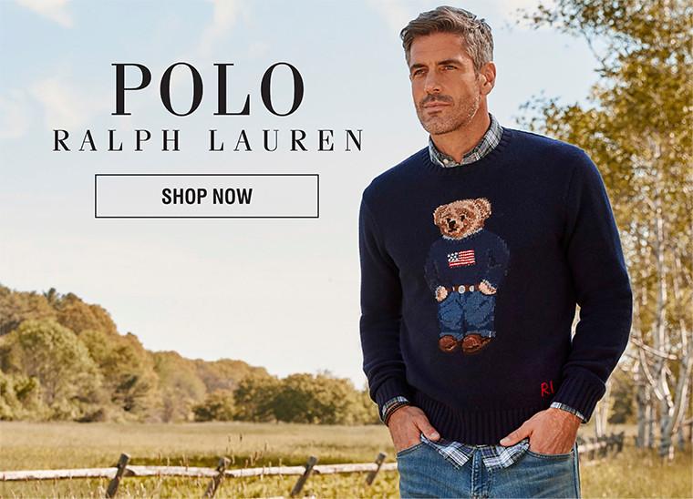 POLO RALPH LAUREN | SHOP ALL