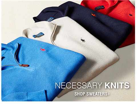 NECESSARY KNITS | SHOP SWEATERS