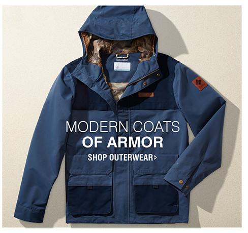 MODERN COATS OF ARMOR | SHOP OUTERWEAR