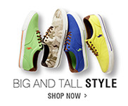 BIG AND TALL STYLE | SHOP NOW