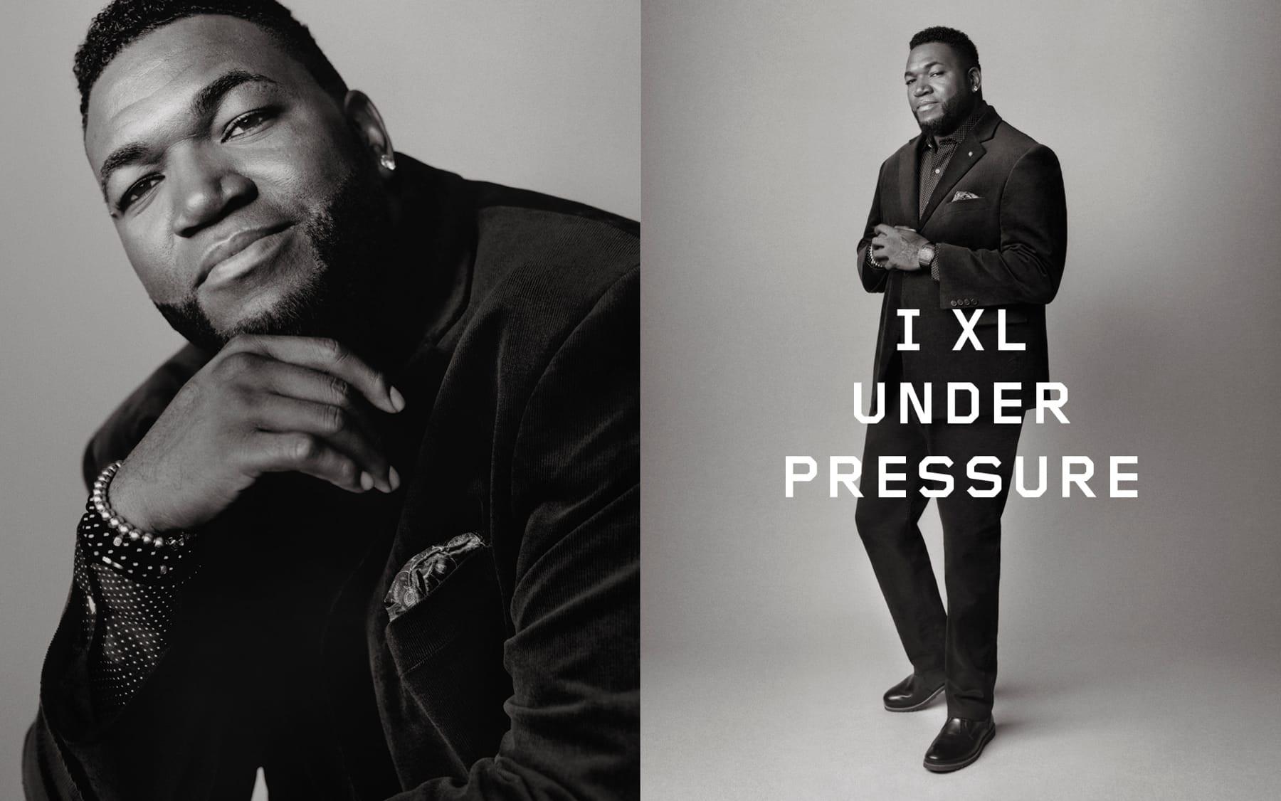David Ortiz | I XL UNDER PRESSURE