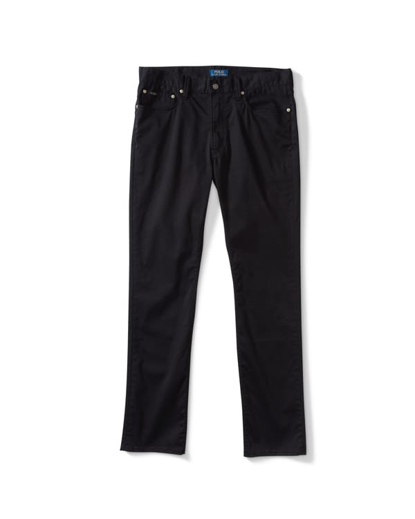 Polo Ralph Lauren Stretch Cotton Pants