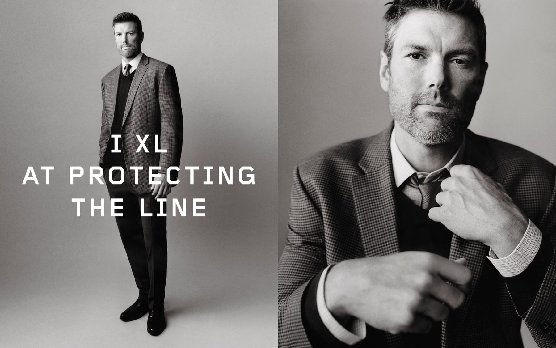 Hal Gill | I XL AT PROTECTING THE LINE