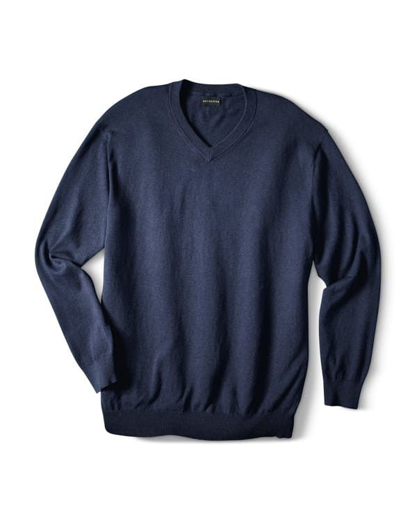 Rochester V-Neck Sweater