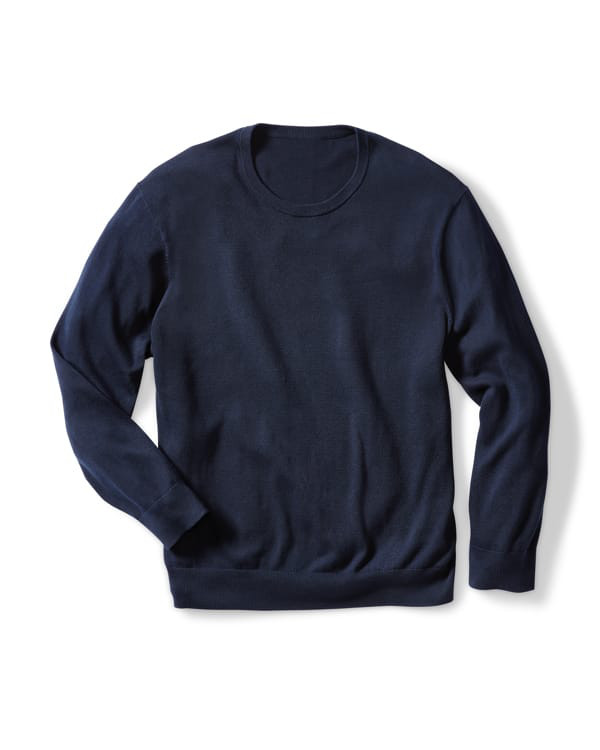 Harbor Bay Crewneck Pullover