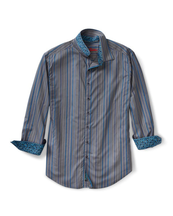 Robert Graham Stripe Sport Shirt