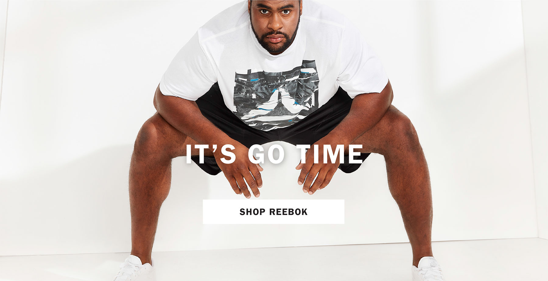 IT'S GO TIME | SHOP REEBOK