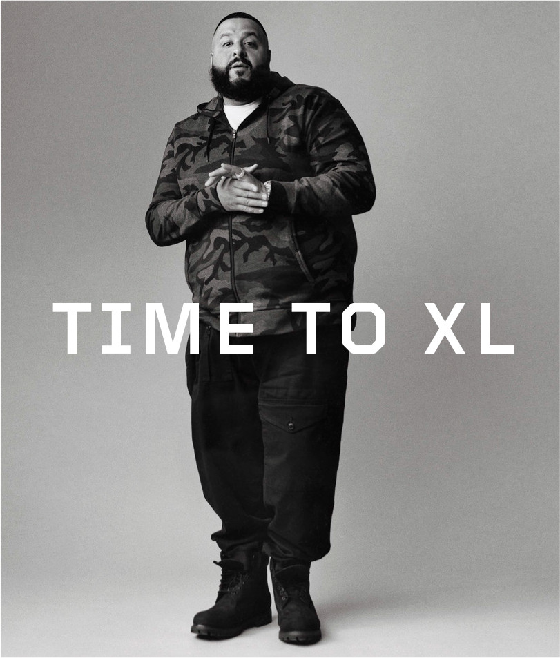 TIME TO XL | SHOP XL STYLE
