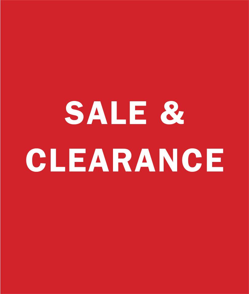 SALE & CLEARANCE | SHOP SALE