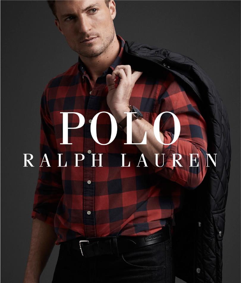 POLO RALPH LAUREN | SHOP NOW