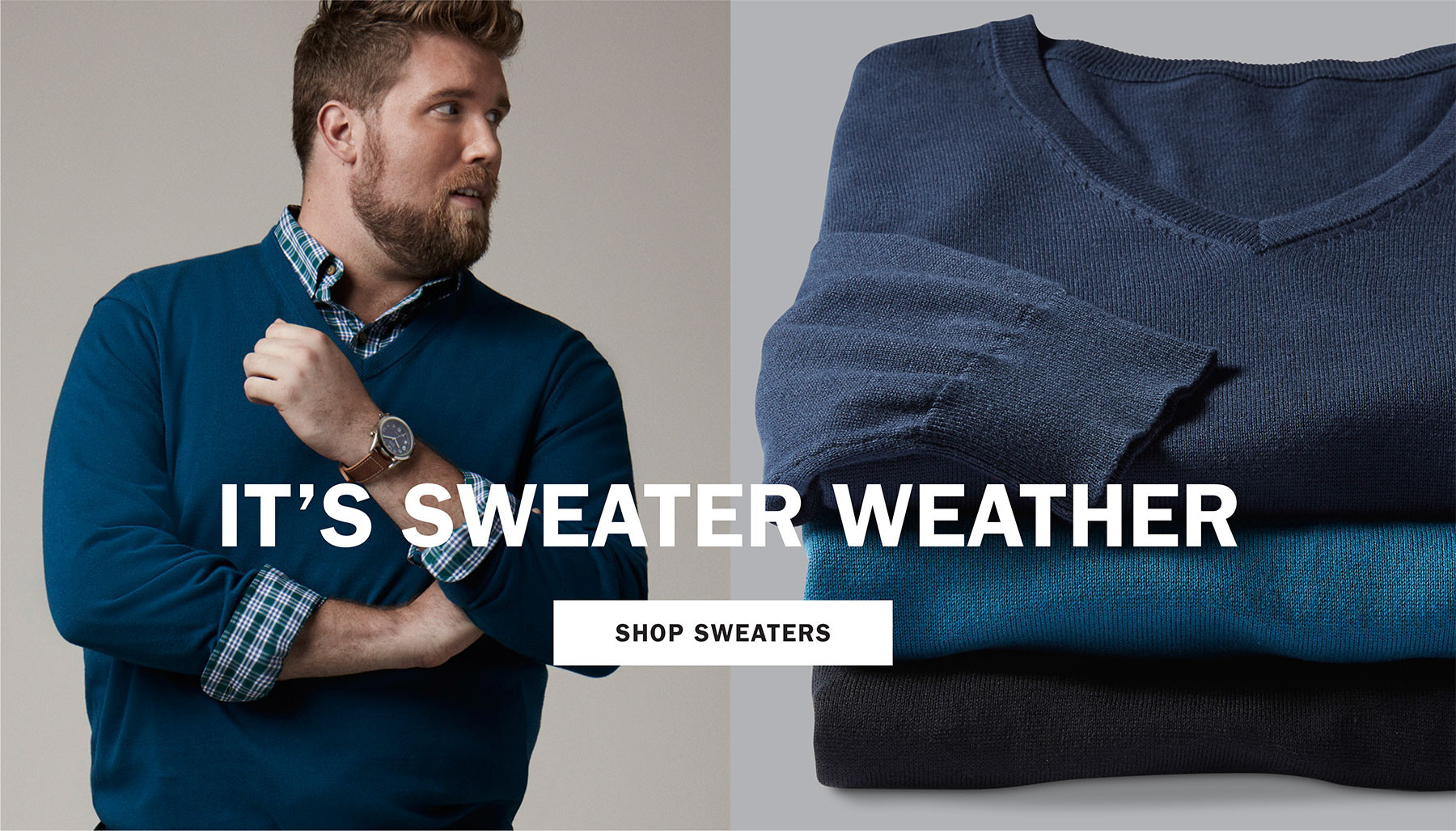 IT'S SWEATER WEATHER | SHOP SWEATERS