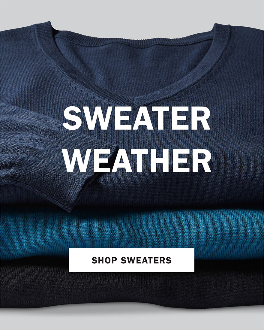 SWEATER WEATHER | SHOP SWEATERS