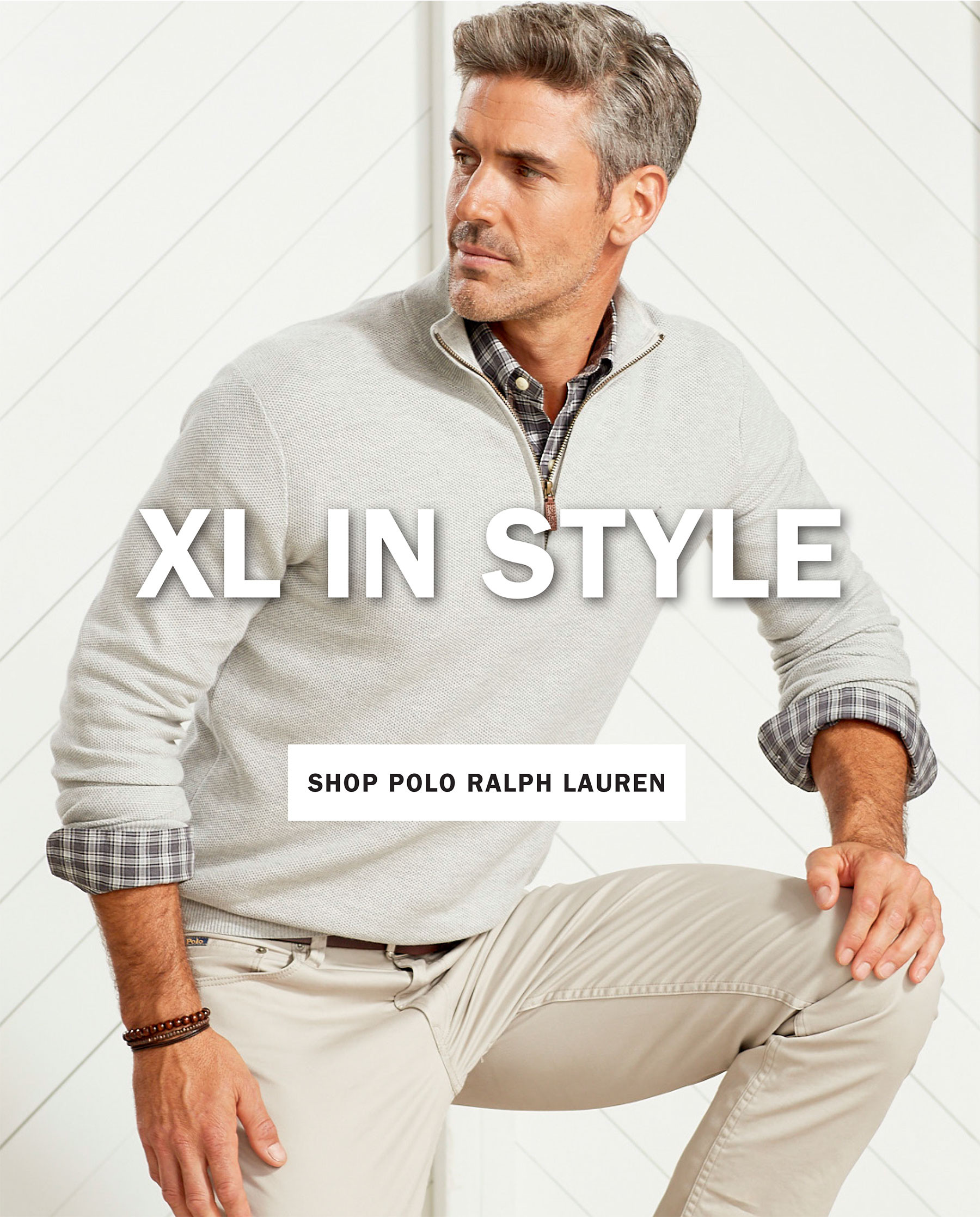 XL IN STLYE | POLO RALPH LAUREN