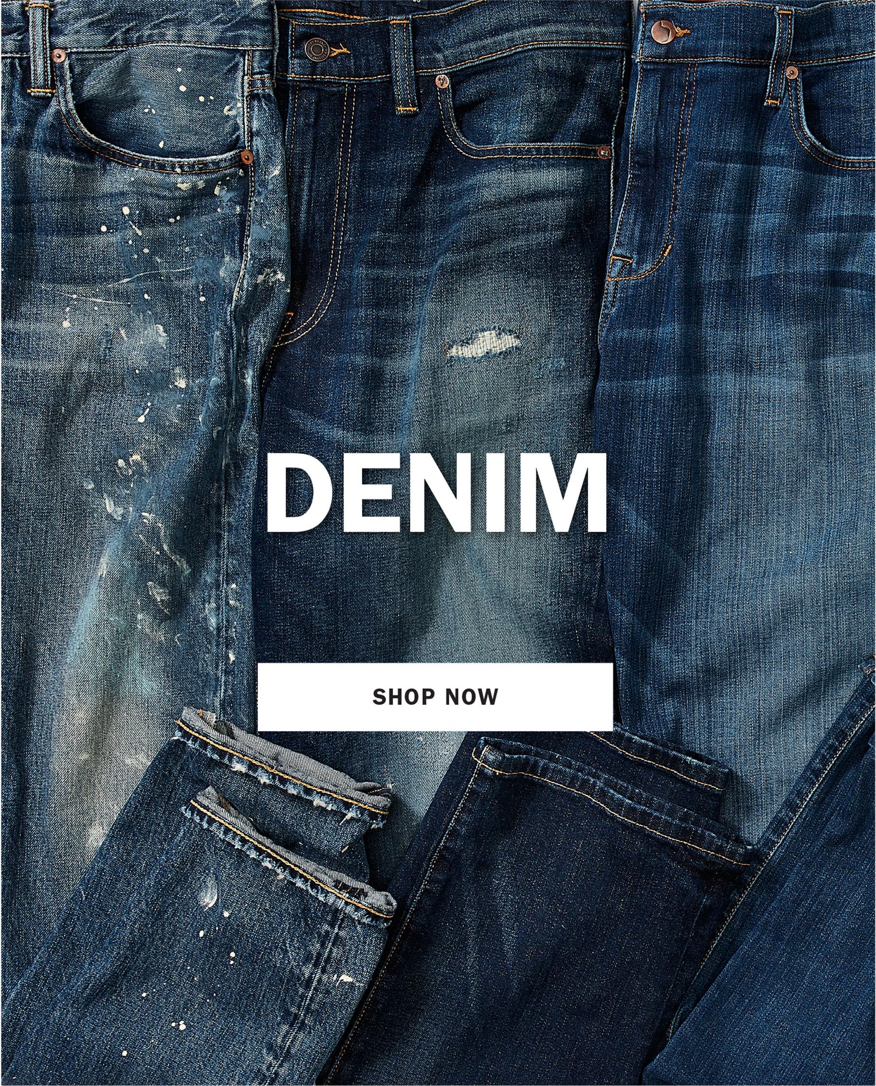 DENIM | SHOP NOW