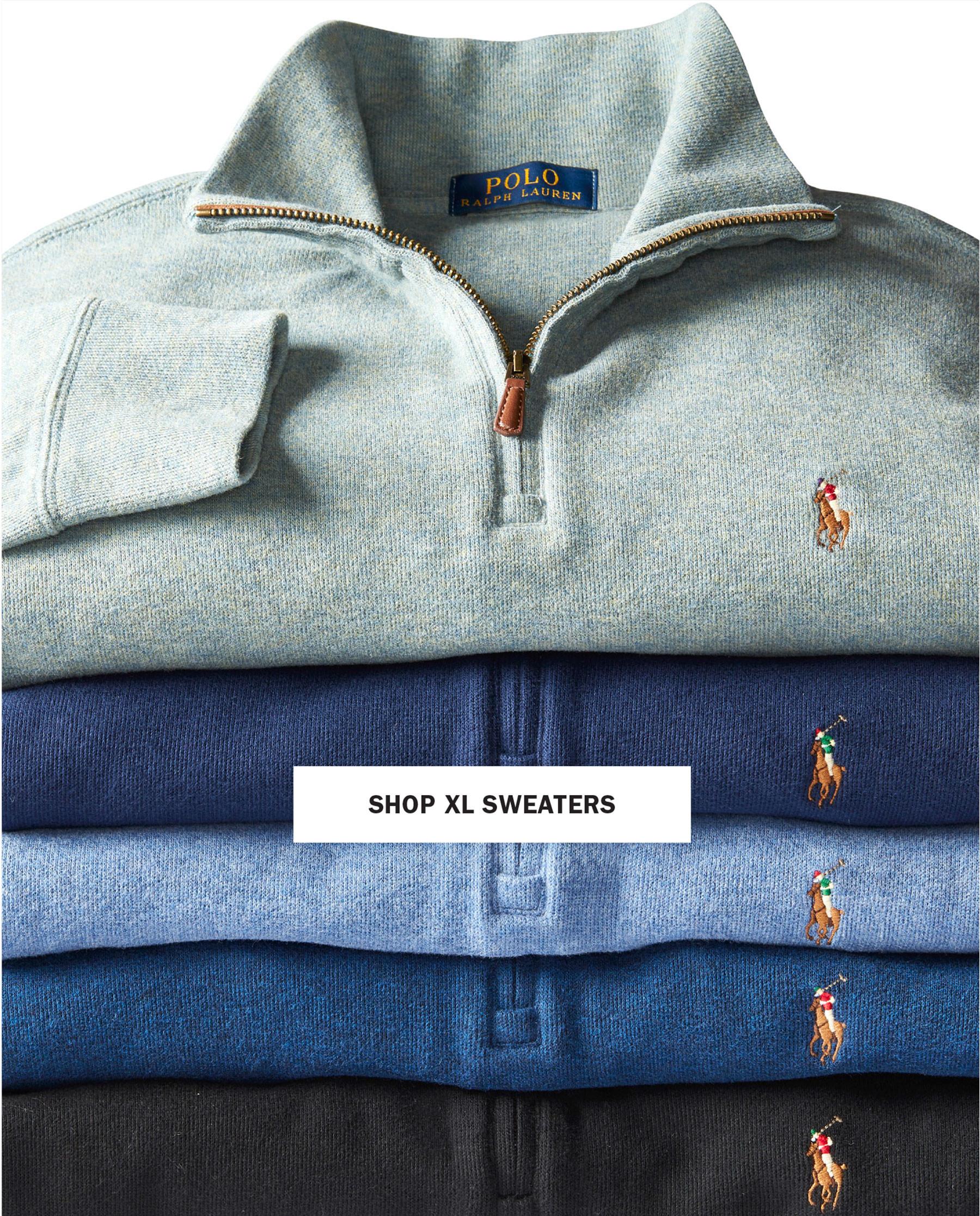 SHOP XL Sweaters