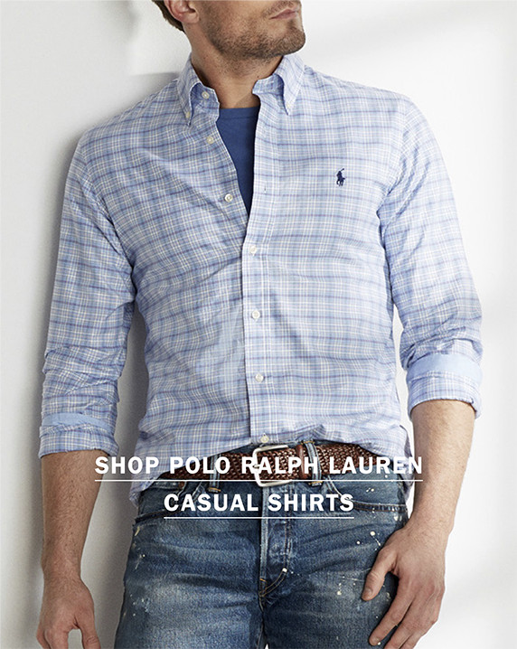 SHOP POLO RALPH LAUREN CASUAL SHIRTS