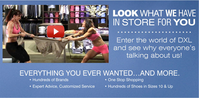 VIEW OUR IN-STORE VIDEO