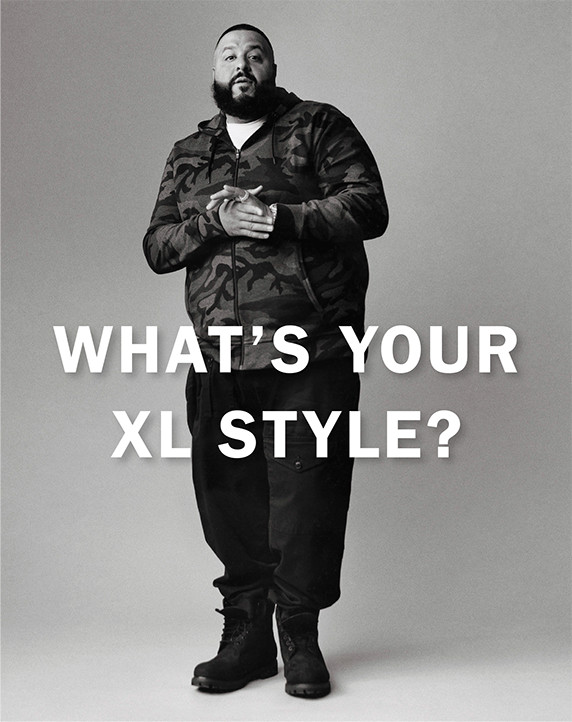 WHAT'S YOUR XL STYLE? | View Our Campaign | SHOP XL STYLE