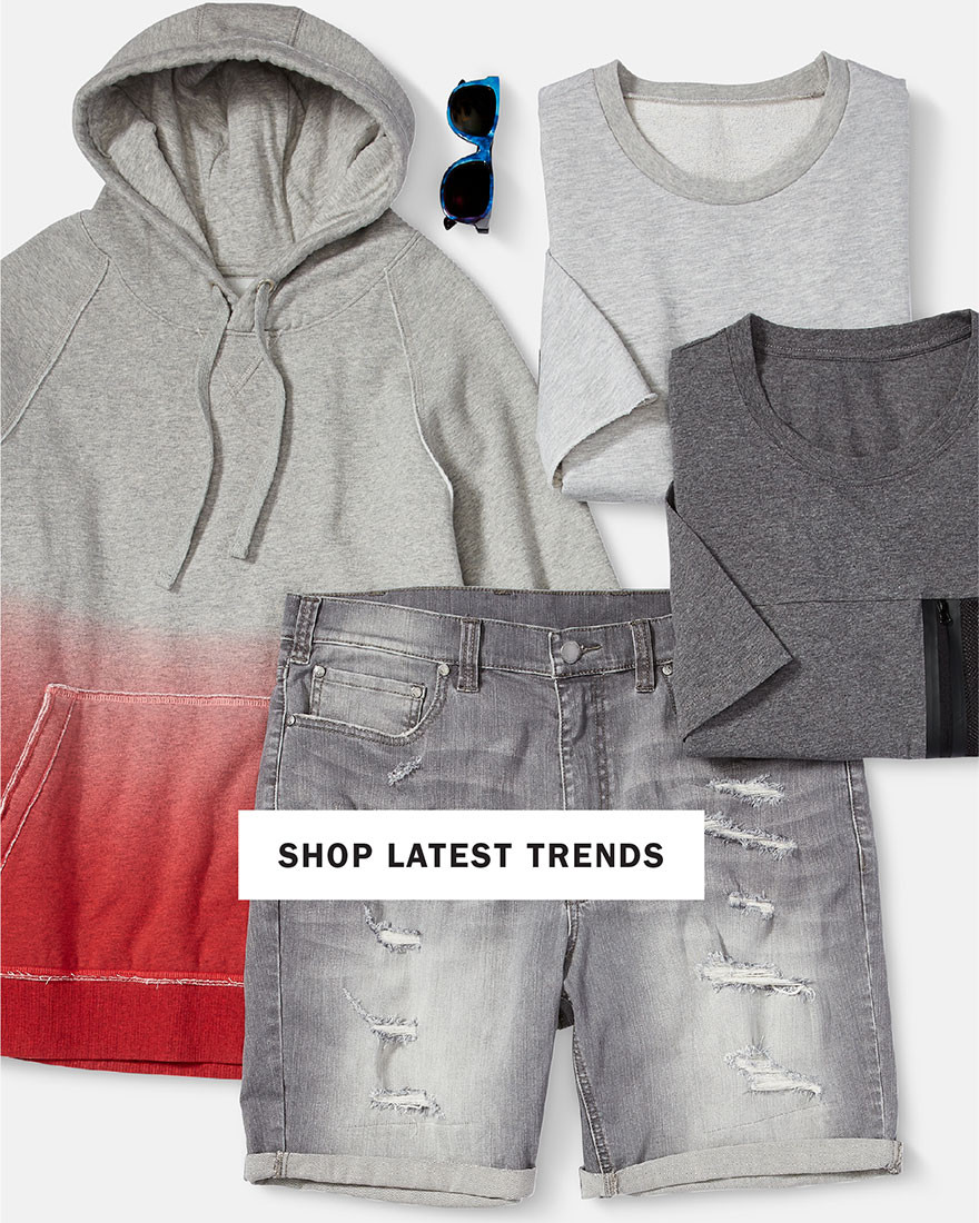 SHOP LASTEST TRENDS