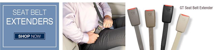 Seat Belt Extenders