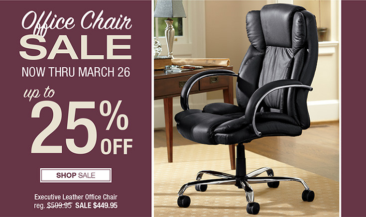 Shop the Office Chair Sale