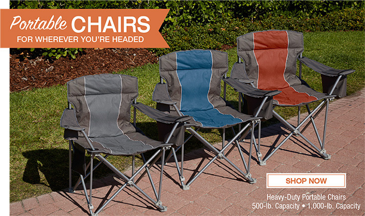 Shop Portable Chairs