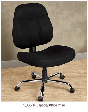 1,000-lb. Capacity Office Chair