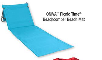 ONIVA™ Picnic Time® Beachcomber Beach Mat