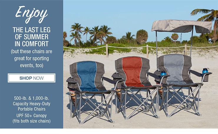 LivingXL Portable Chairs