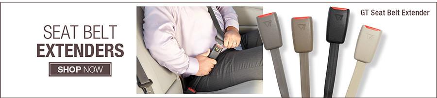 LivingXL Seat Belt Extenders