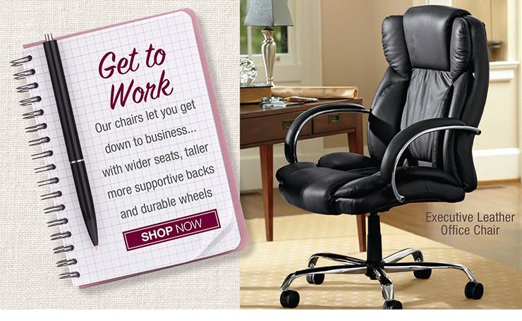LivingXL Office Chair