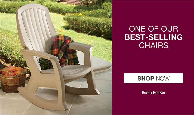 Patio Rocking Chair