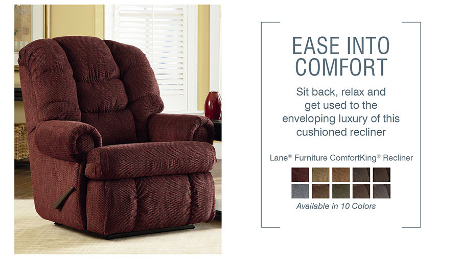 Lane® Furniture ComfortKing® Recliner