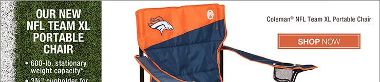 Coleman® NFL Team XL Portable Chair - Denver